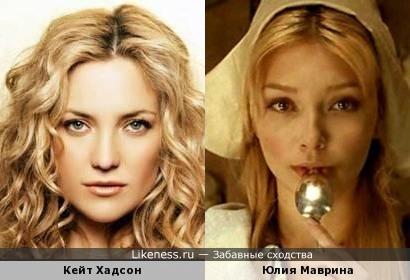 Актрисы современности