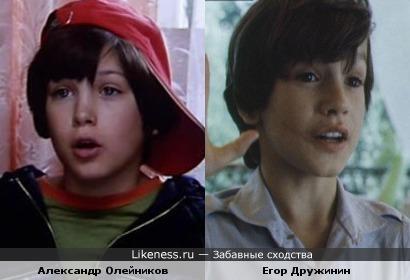 """Александр Олейников (""""Потапов, к доске!"""") копия Егора Дружинина"""