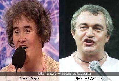 Susan & Дмитрий