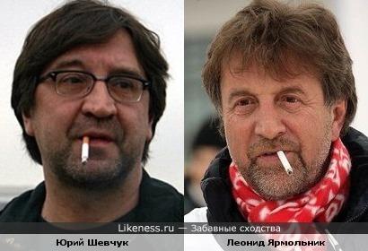 Привиделось мне вдруг: Ярмольник и Шевчук