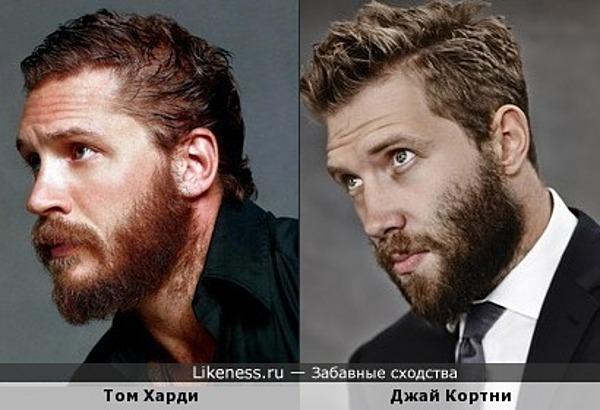 Брутальные бородачи