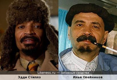 Эдди Стиплз напомнил Илью Олейникова