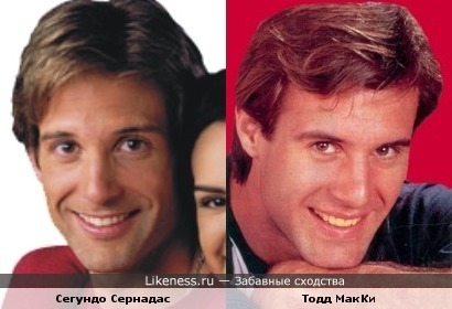"""Пабло из """"Дикого ангела"""" похож на Тэда Кэпвелла из """"Санта Барбары"""""""
