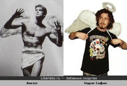 Ангел и Марат Сафин, http://www.icon-style.ru/