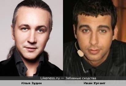 Илья Зудин и Иван Ургант чем-то похожи