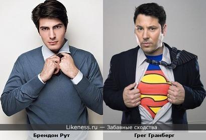 """Если Супермен поправится, то будет вылитый Грег Гранберг (""""Герои"""")"""