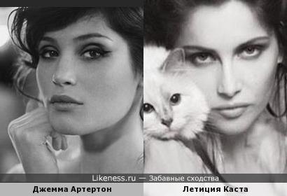 актриса vs модель