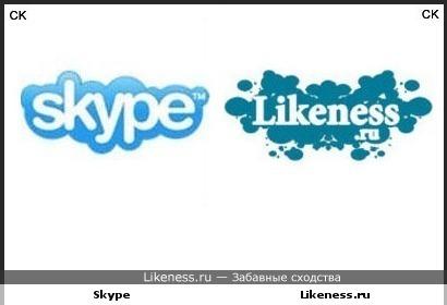 Skype vs. Likeness.ru