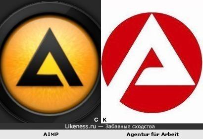 AIMP и Agentur für Arbeit