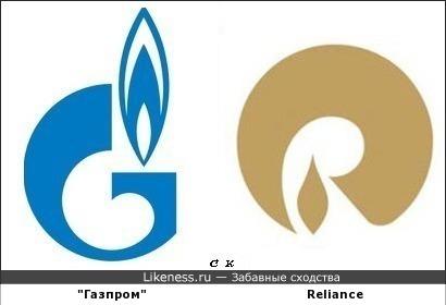 """""""Газпром"""" и Reliance"""