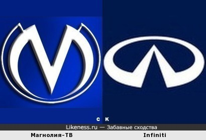 Магнолия-ТВ и Infiniti