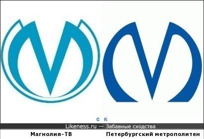 Магнолия-ТВ и Петербургский метрополитен