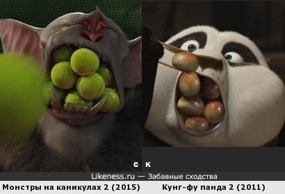 """""""Монстры на каникулах 2"""