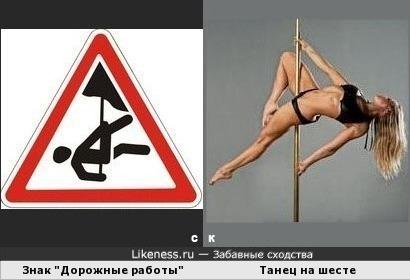 """Знак """"Дорожные работы"""
