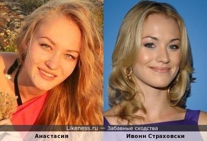 Украинская Ивонн