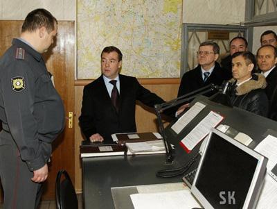 Медведев +силовики (ч.1)