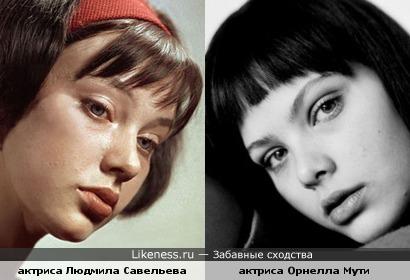 Эталоны русской и итальянской женской красоты