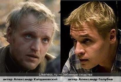 Мне кажется, что растет второй Александр Кайдановский