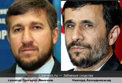 Самый богатый за 2012 год сенатор Григорий Аникеев (Совет Федерации) похож...