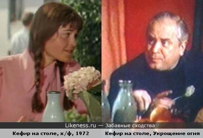 Ода советскому кефиру в стеклянной таре (бутылке)