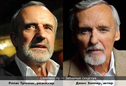 Театральный литовско-российский режиссер и голливудский актер