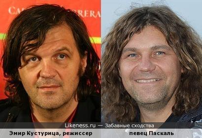Режиссер Эмир Кустурица. Два