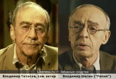 Иногда в сериалах появляются актеры, которые не снимались по 20-30 лет!