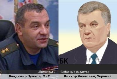 Виктор Янукович сбежит из Украины в костюме генерал-лейтенанта