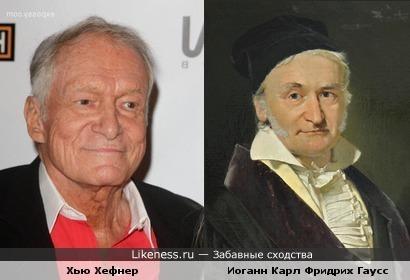 Хефнер VS Гаусс