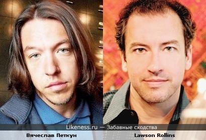 Вячеслав Петкун и Lawson Rollins
