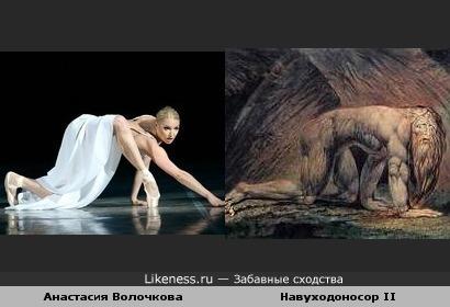 Анастасия Волочкова и Навуходоносор II