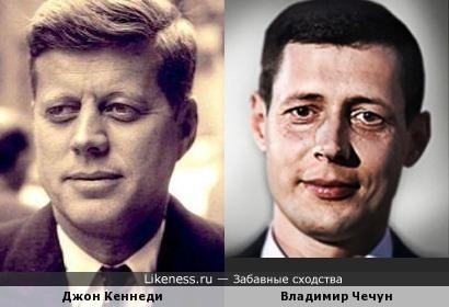 Участник проекта «Джентльмены на даче» напомнил Джона Кеннеди