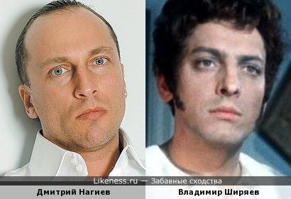 Дмитрий Нагиев и Владимир Ширяев