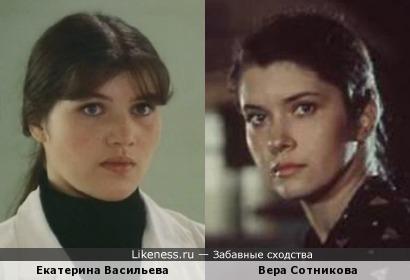 Советские красавицы-старшеклассницы