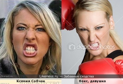 Ксения Собчак - не лошадь. РЕАБИЛИТАЦИЯ!