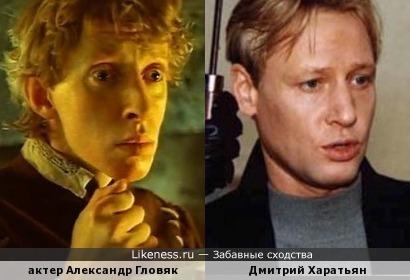 Дмитрий Харатьян опять помолодел.