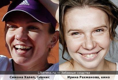 Сегодня Мария Шарапова сразится с Виолой Таракановой (она же Ирина Рахманова, она же Симона Халеп)