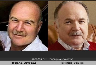 Два Николая: предпприниматель и актёр