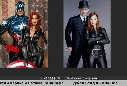 """""""Первый Мститель"""