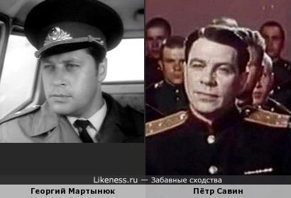 Советские мужчины в форме