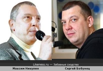 """""""Цирковые Галлюцинации"""": Максим Никулин и Сергей Бобунец"""