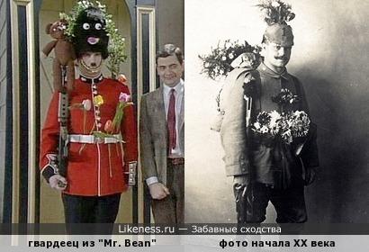 Военная романтика - в цветочках, а не в бантиках!