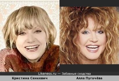 Польская актриса напомнила отечественную диву