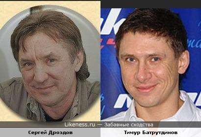 Тимурка чм то похож на Сергея Дроздова