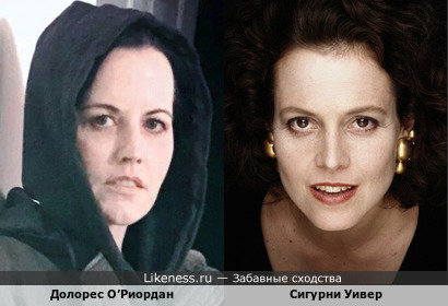 "Солистка ""The Cranberries"