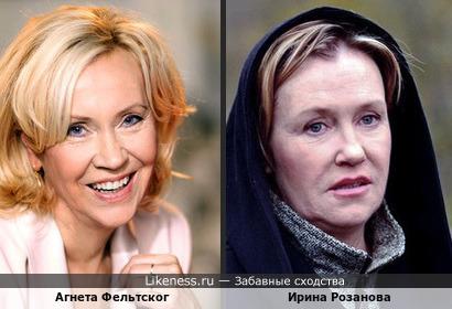 это ирина розанова до и после пластики фото интервью изданию