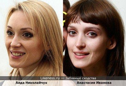 Анастасия Иванова - бывшая жена Петра Фёдоров: 30 лучших фото   280x410